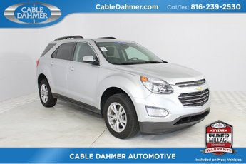2016 Chevrolet Equinox LT SUV 2.4L 4-Cylinder SIDI DOHC VVT Engine 4 Door Automatic FWD