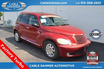 2006 Chrysler PT Cruiser Limited Automatic 2.4L 4-Cylinder DOHC 16V Turbocharged Engine FWD 4 Door