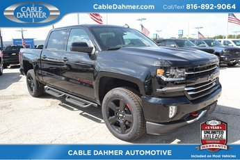 2018 Chevy Silverado 1500 LTZ 4X4 4 Door Truck EcoTec3 5.3L V8 Engine Automatic