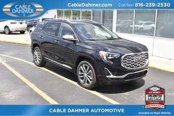 2018 GMC Terrain SLE Automatic 4 Door SUV