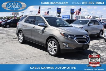 2019 Chevy Equinox Premier 2.0L Turbocharged Engine Automatic 4 Door