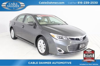 2015 Toyota Avalon Limited FWD Sedan 3.5L V6 DOHC Dual VVT-i 24V Engine 4 Door Automatic