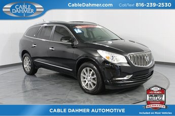 2016 Buick Enclave Leather 3.6L V6 SIDI VVT Engine 4 Door Automatic