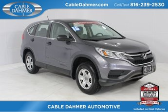 2015 Honda CR-V LX AWD 4 Door SUV