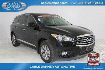 2015 Infiniti QX60 Base AWD SUV Automatic (CVT) 4 Door 3.5L V6 Engine