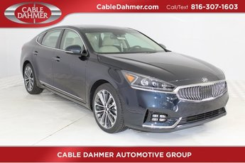 2018 Kia Cadenza Technology Sedan FWD 4 Door Automatic 3.3L 6-Cylinder Engine
