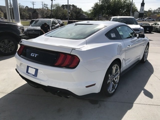 2018 Ford Mustang GT Premium 5.0L V8 Ti-VCT Engine Manual RWD Coupe