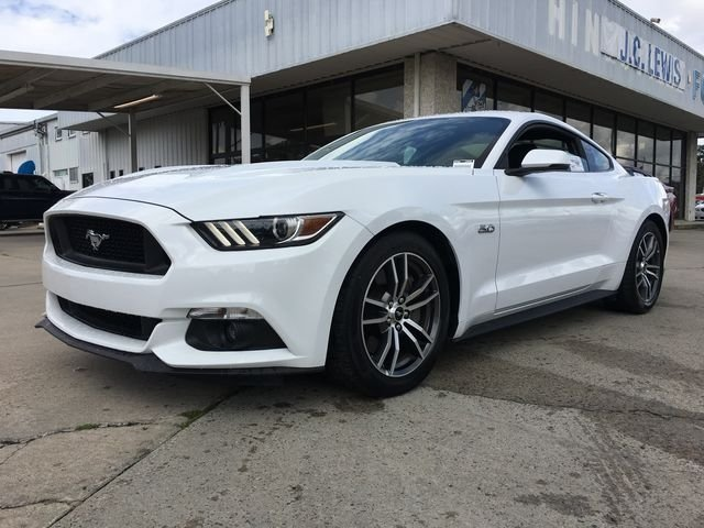 2017 Ford Mustang GT 5.0L V8 Ti-VCT Engine 2 Door Coupe Automatic