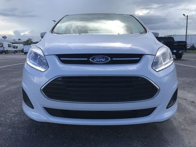 2018 Ford C-Max Hybrid SE 4 Door Hatchback Automatic (CVT) 2.0L I4 Atkinson-Cycle Hybrid Engine FWD