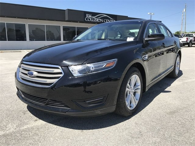 2018 Shadow Black Ford Taurus SEL FWD Sedan 3.5L V6 Ti-VCT Engine