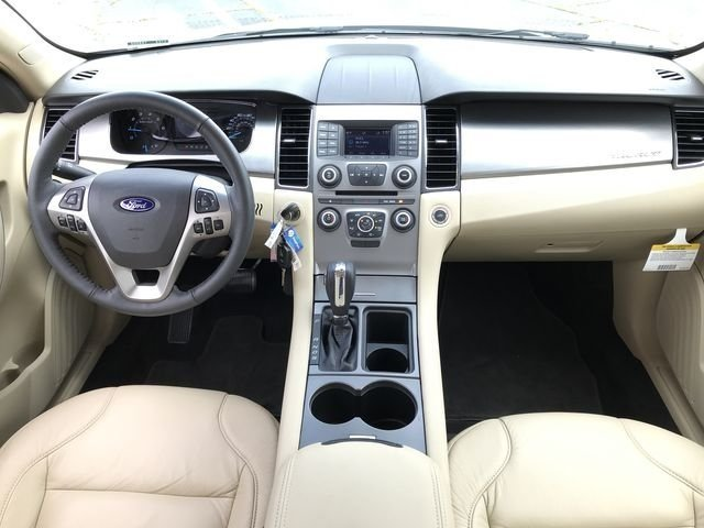 2018 Ford Taurus SEL Automatic 3.5L V6 Ti-VCT Engine 4 Door Sedan