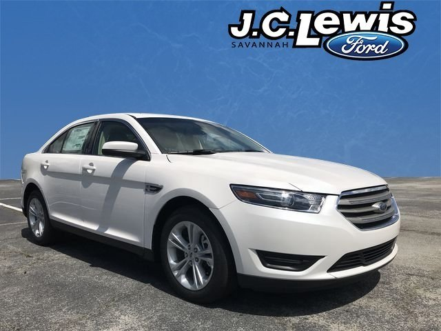 2018 Ford Taurus SEL Automatic Sedan 4 Door FWD 3.5L V6 Ti-VCT Engine