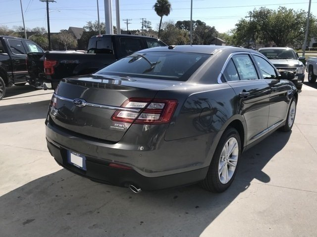 2018 Magnetic Metallic Ford Taurus SEL Automatic 3.5L V6 Ti-VCT Engine 4 Door FWD Sedan