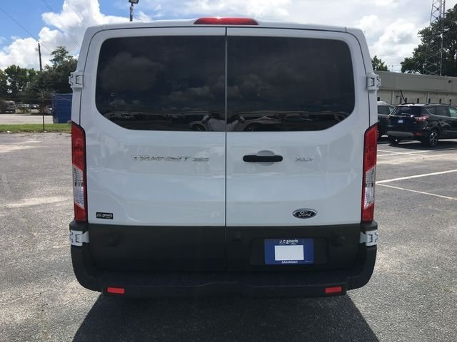 2017 Oxford White Ford Transit-350 XLT Automatic Van RWD