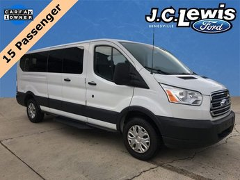 2017 Ford Transit-350 XLT Automatic 3.7L V6 Ti-VCT 24V Engine 3 Door Van RWD