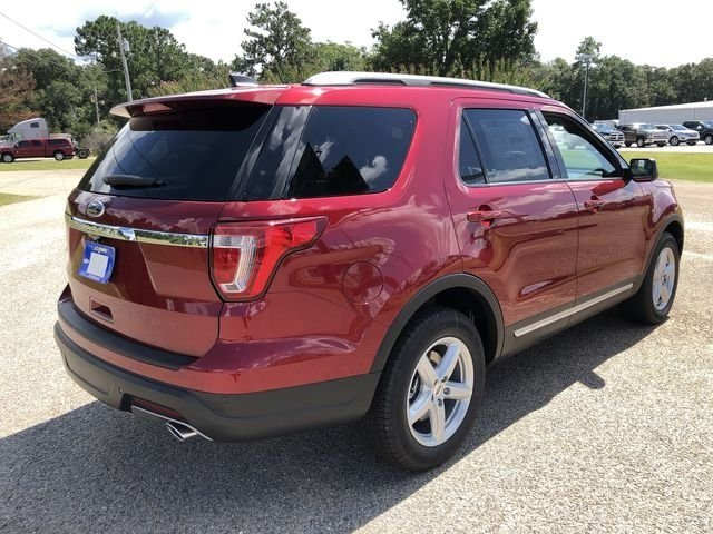 2018 Ford Explorer XLT SUV FWD Automatic