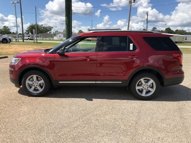 2018 Ford Explorer XLT 4 Door Automatic SUV