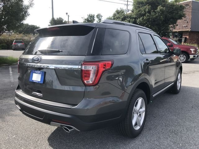 2018 Ford Explorer XLT FWD Automatic 4 Door 3.5L V6 Ti-VCT Engine SUV