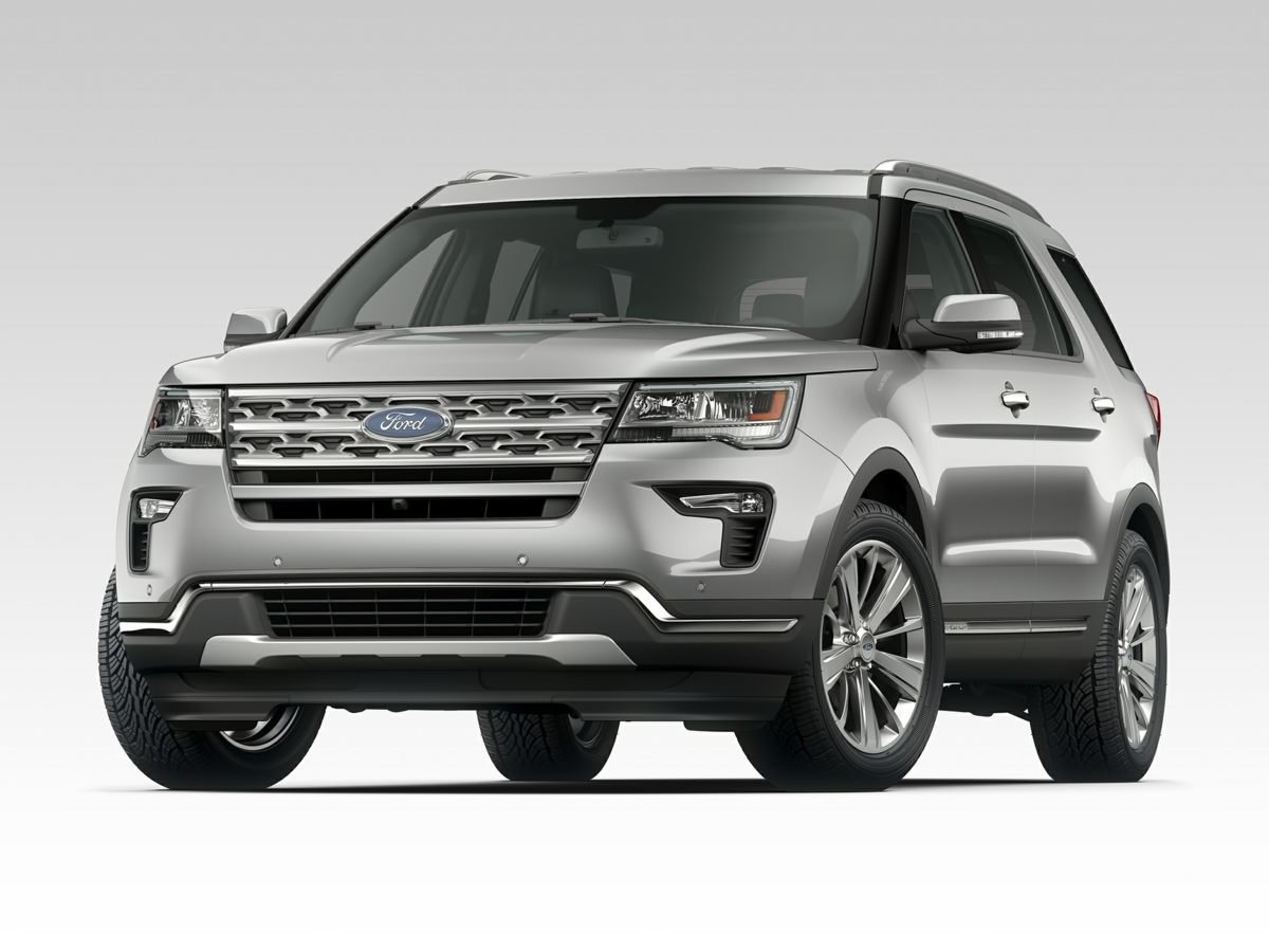 2018 Ford Explorer XLT Automatic 4 Door SUV