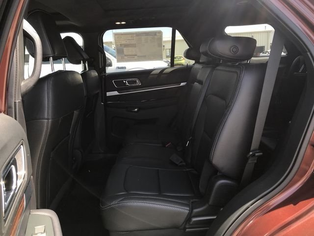 2018 Ford Explorer Limited FWD SUV 3.5L V6 Ti-VCT Engine 4 Door