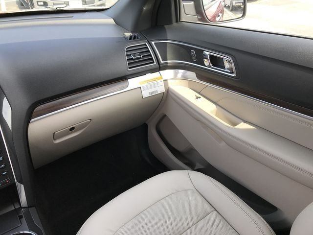 2018 Ford Explorer Limited 4 Door 3.5L V6 Ti-VCT Engine Automatic SUV FWD