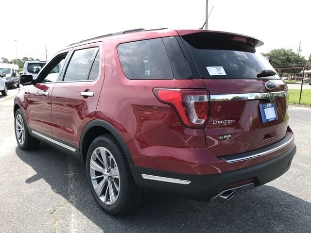 2018 Ford Explorer Limited SUV FWD 4 Door