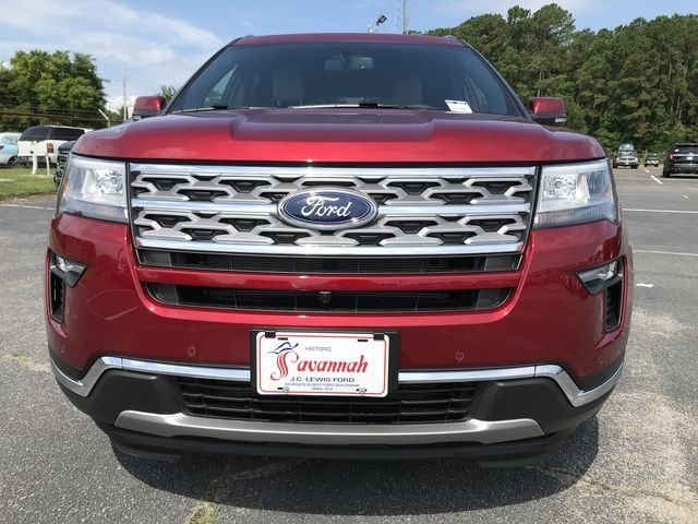 2018 Ford Explorer Limited SUV 3.5L V6 Ti-VCT Engine Automatic