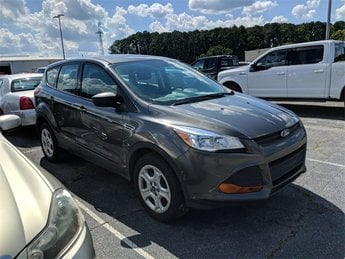 2016 Ford Escape S 4 Door SUV Automatic