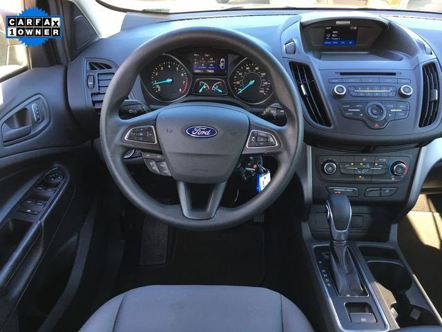 2017 Ford Escape S SUV 2.5L i-VCT Engine 4 Door Automatic