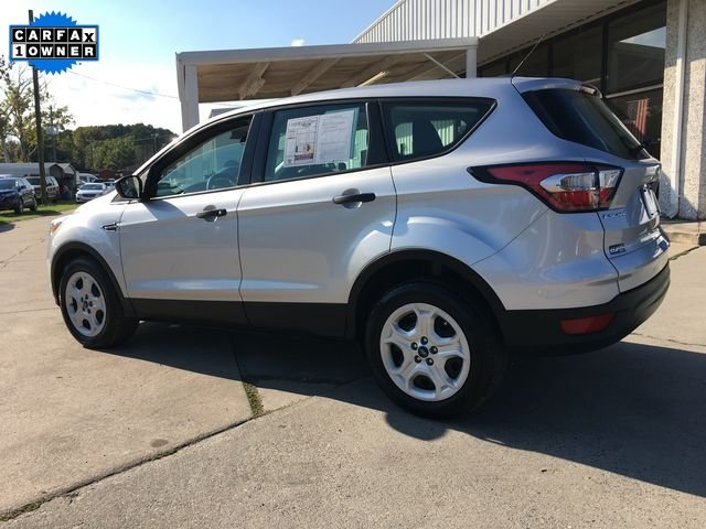 2017 Ford Escape S 4 Door Automatic 2.5L i-VCT Engine SUV