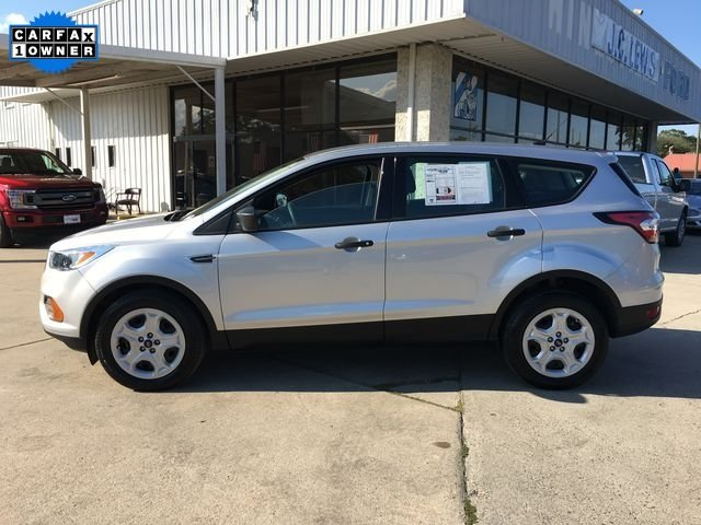 2017 Ingot Silver Metallic Ford Escape S Automatic FWD 4 Door