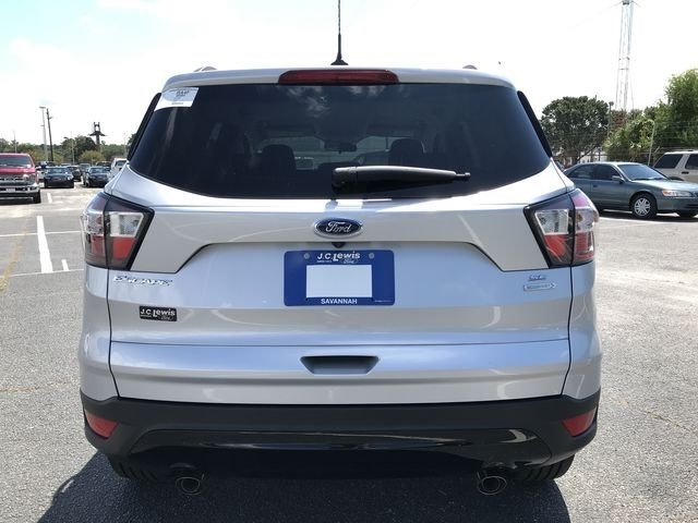 2018 Ford Escape SE SUV FWD Automatic 4 Door EcoBoost 1.5L I4 GTDi DOHC Turbocharged VCT Engine