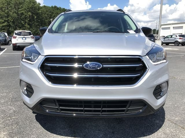 2018 Ford Escape SE 4 Door EcoBoost 1.5L I4 GTDi DOHC Turbocharged VCT Engine SUV Automatic FWD