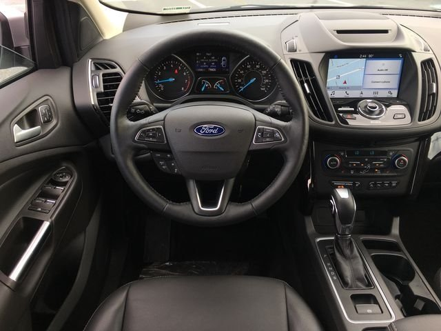 2018 Ford Escape Titanium SUV FWD Automatic EcoBoost 2.0L I4 GTDi DOHC Turbocharged VCT Engine 4 Door