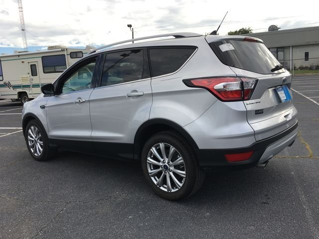 2018 Ford Escape Titanium SUV EcoBoost 2.0L I4 GTDi DOHC Turbocharged VCT Engine Automatic 4 Door