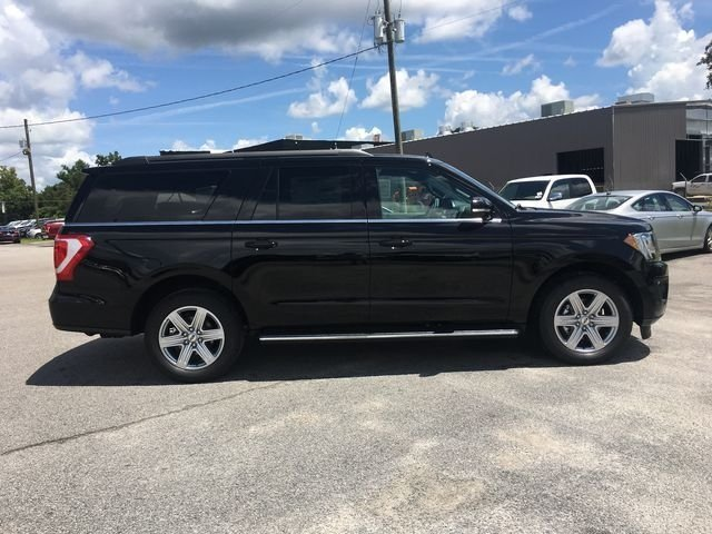 2018 Ford Expedition Max XLT RWD Automatic EcoBoost 3.5L V6 GTDi DOHC 24V Twin Turbocharged Engine