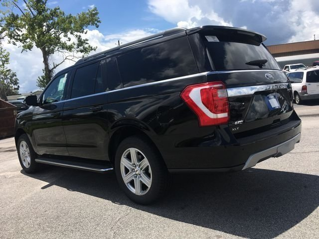 2018 Ford Expedition Max XLT EcoBoost 3.5L V6 GTDi DOHC 24V Twin Turbocharged Engine Automatic RWD