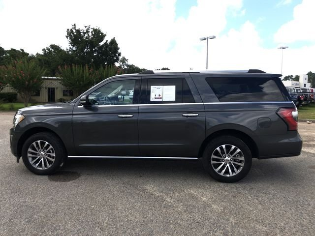 2018 Ford Expedition Max Limited SUV RWD 4 Door EcoBoost 3.5L V6 GTDi DOHC 24V Twin Turbocharged Engine Automatic