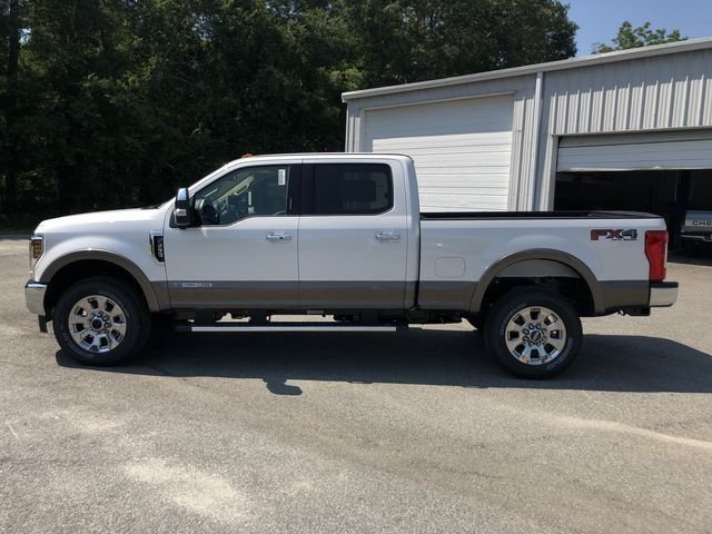 2018 Ford Super Duty F-250 SRW Lariat Truck 4 Door 4X4