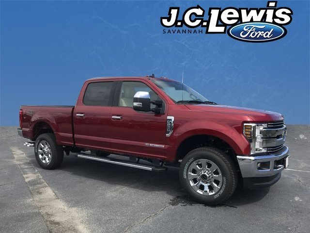 2019 Ford Super Duty F-250 SRW Lariat 4X4 Automatic Power Stroke 6.7L V8 DI 32V OHV Turbodiesel Engine Truck