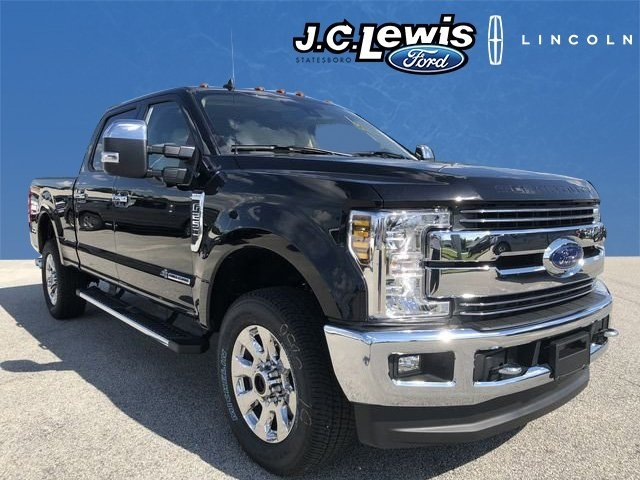 2019 Ford Super Duty F-250 SRW Power Stroke 6.7L V8 DI 32V OHV Turbodiesel Engine 4X4 4 Door Automatic