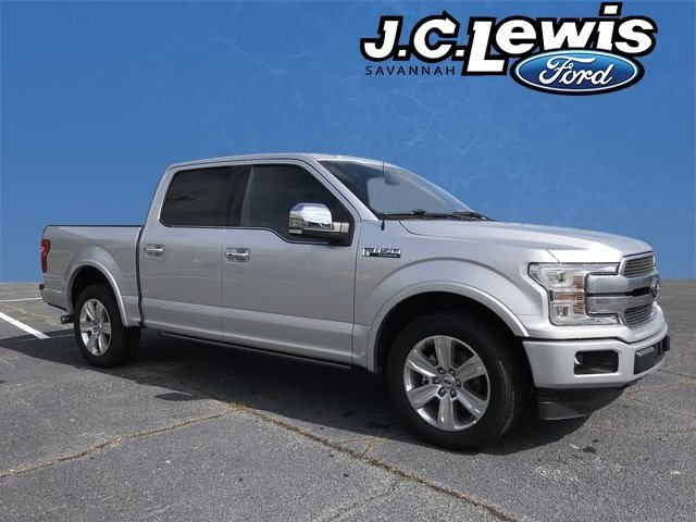 2018 Ford F-150 Platinum 4 Door RWD Automatic Truck