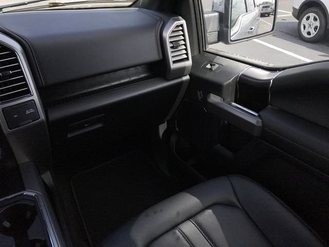 2018 Ford F-150 Platinum RWD Truck 4 Door EcoBoost 3.5L V6 GTDi DOHC 24V Twin Turbocharged Engine Automatic
