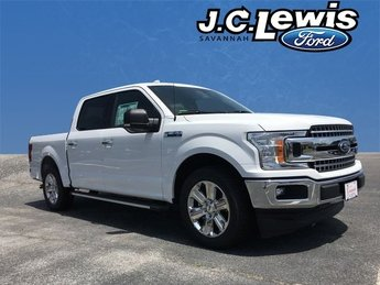 2018 Ford F-150 XLT Truck RWD EcoBoost 2.7L V6 GTDi DOHC 24V Twin Turbocharged Engine 4 Door Automatic
