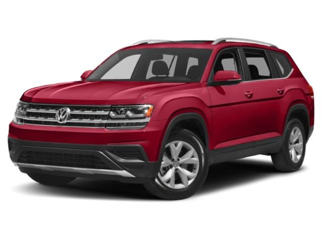 2019 Volkswagen Atlas 3.6L V6 SE FWD Automatic SUV Regular Unleaded V-6 3.6 L/220 Engine