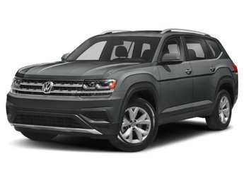 2020 Platinum Gray Metallic Volkswagen Atlas 2.0T SE w/Technology Intercooled Turbo Regular Unleaded I-4 2.0 L/121 Engine 4 Door Automatic