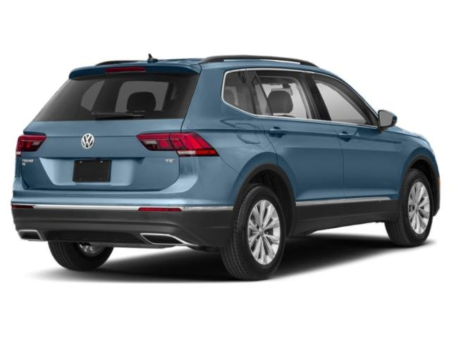 2020 Stone Blue Metallic Volkswagen Tiguan SE Automatic FWD SUV 4 Door Intercooled Turbo Regular Unleaded I-4 2.0 L/121 Engine