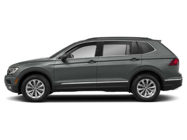 2020 Platinum Gray Metallic Volkswagen Tiguan SE SUV Automatic FWD 4 Door Intercooled Turbo Regular Unleaded I-4 2.0 L/121 Engine
