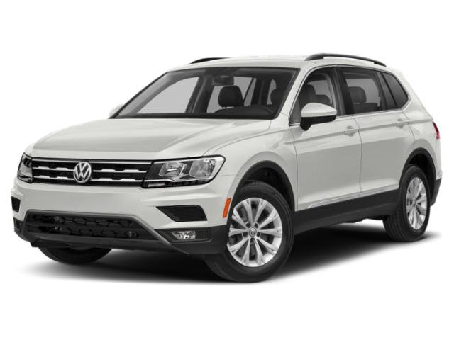 2020 Pure White Volkswagen Tiguan SE Intercooled Turbo Regular Unleaded I-4 2.0 L/121 Engine FWD Automatic SUV 4 Door
