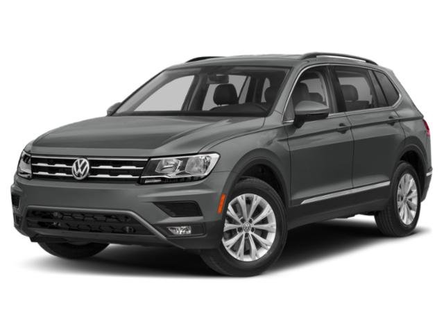 2020 Platinum Gray Metallic Volkswagen Tiguan SE SUV 4 Door Automatic FWD Intercooled Turbo Regular Unleaded I-4 2.0 L/121 Engine